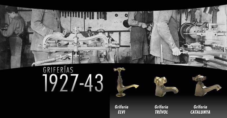1927-1943 EL INICIO