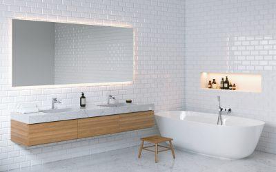 Tipos de grifos que necesitas para tu bañera exenta